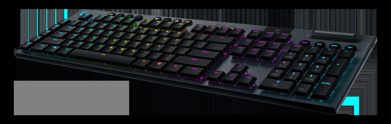 G915 LIGHTSPEED Wireless RGB Mechanical Gaming Keyboard