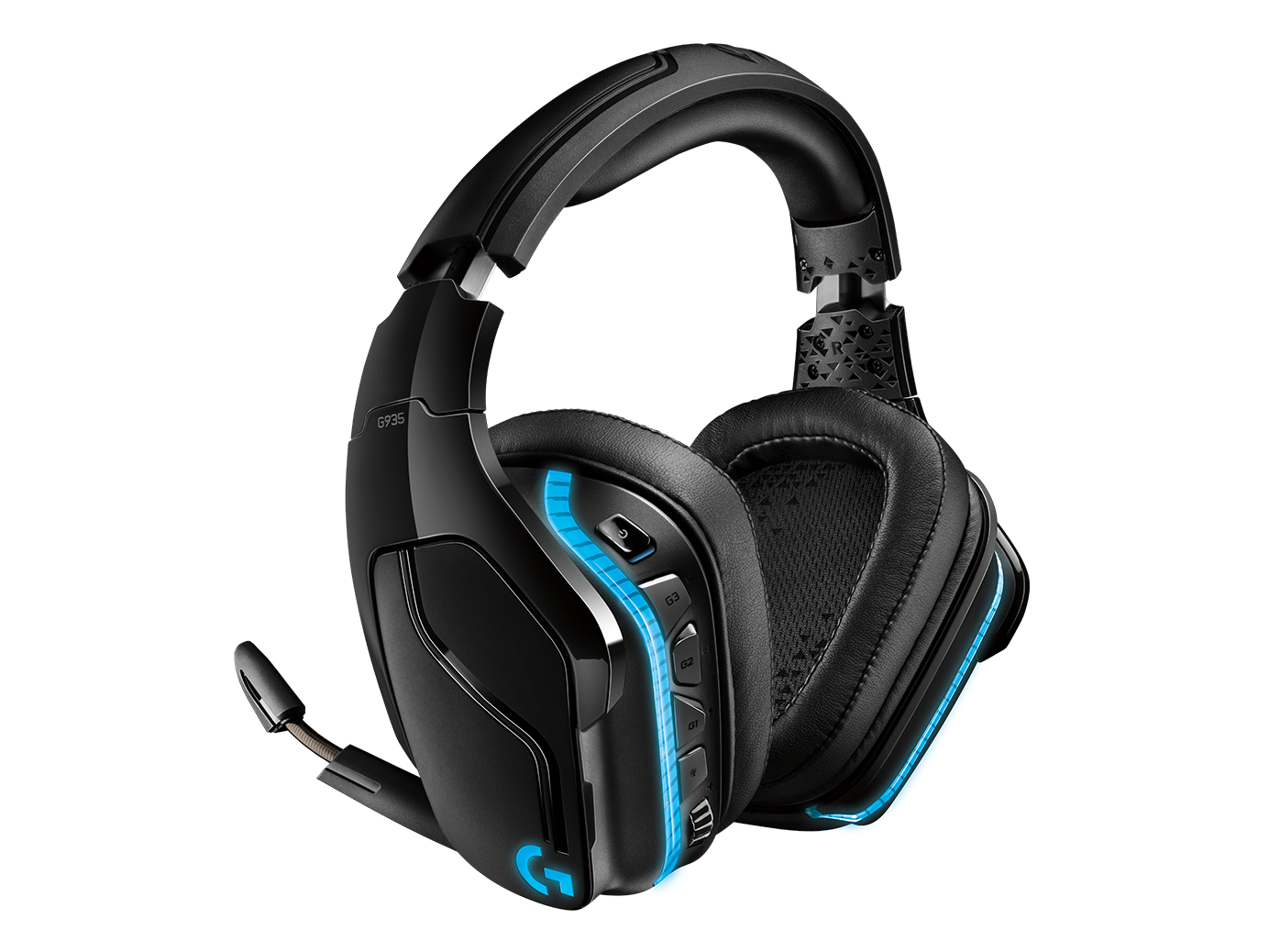support casque logitech g633