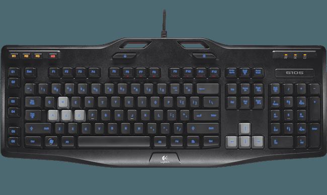 G105 Gaming Keyboard