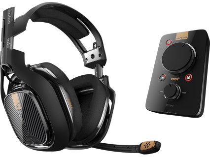 A40 | TR Headset + MixAmp Pro TR
