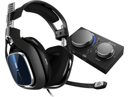 A40 TR 耳機麥克風 + MixAmp Pro TR | 適用於 Playstation 4