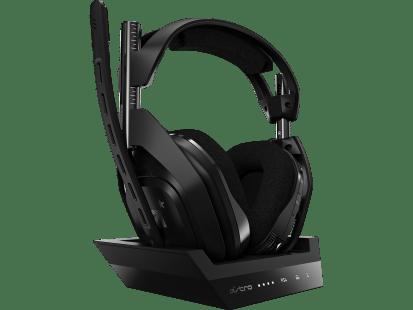 A50 | 無線耳機麥克風 + 底座