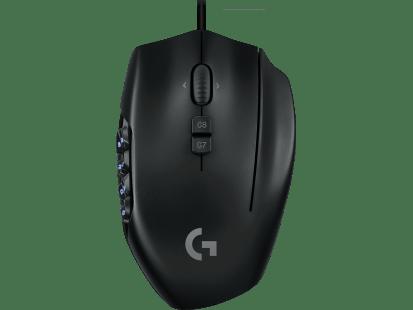 G600 | Mouse para juegos MMO