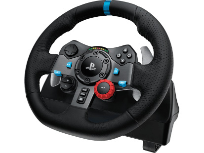G920/G29 | VOLANTE DE CARRERAS para Xbox One, PlayStation y PC