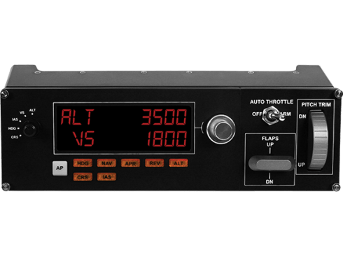Flight Multi Panel | Professional Simulation Autopilot Controller