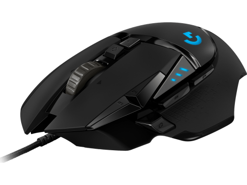 G502 HERO | High Performance Gaming Mouse