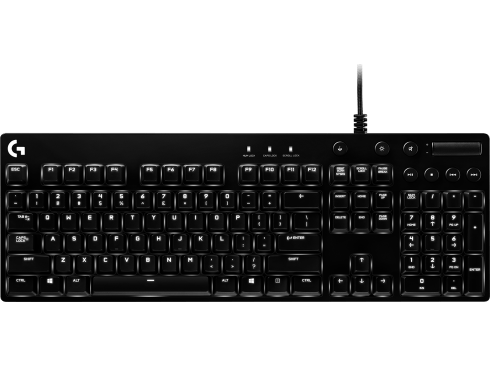G610 | Backlit Mechanical Gaming Keyboard