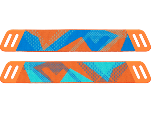 STRAPS | Reversible soft headbands in colorful patterns to customize your headset