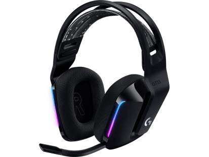 G733 | LIGHTSPEED Wireless RGB Gaming Headset