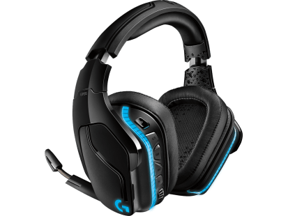 G935 | Kabelloses Gaming-Headset mit 7.1 Surround Sound und LIGHTSYNC