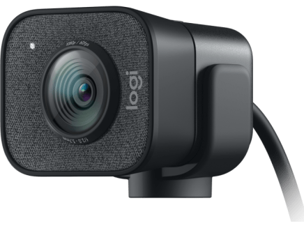 Logitech StreamCam | Full HD camera with USB-C for live streaming and content creation