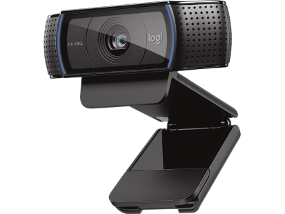 HD Pro Webcam C920 | Full 1080p high definition