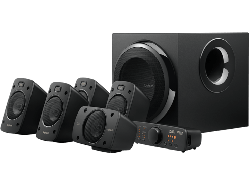 5.1-Surround-Sound-Lautsprechersystem Z906 | THX-Surround-Sound