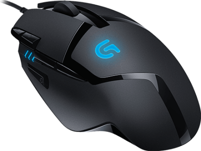 G402 Hyperion Fury | Ultraschnelle FPS Gaming-Maus