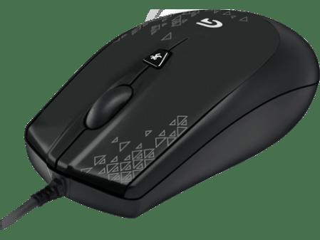 G90 | เมาส์เล่นเกมแบบออปติคอล