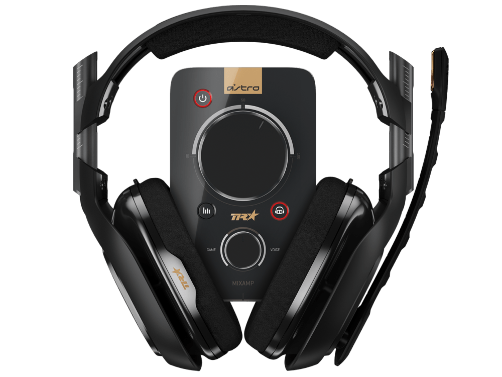 A40  A40 TR 게이밍 헤드셋 + MIXAMP PRO TR