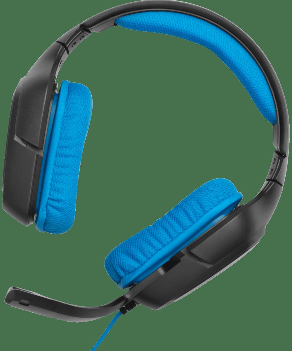 Headset para jogos G430 com som surround 7.1
