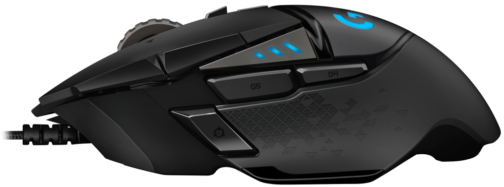 G502 HERO G502 HERO HIGH PERFORMANCE GAMING MOUSE