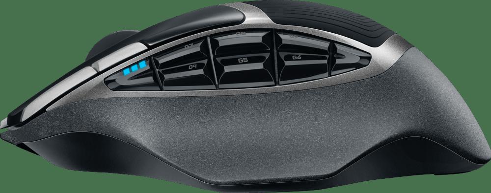 Mouse sem fio para jogos G602