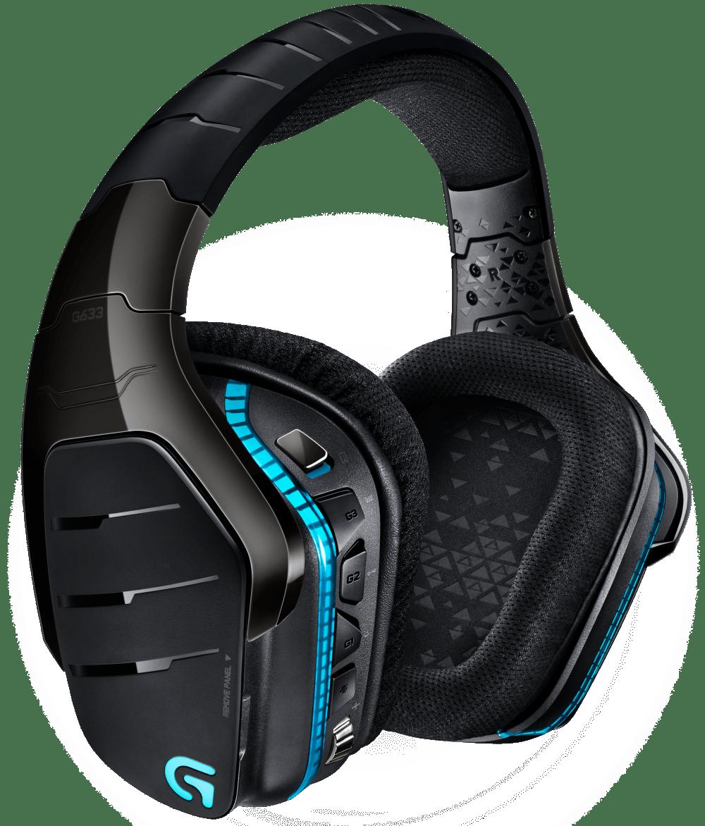 G633 7.1 RGB Gaming Headset