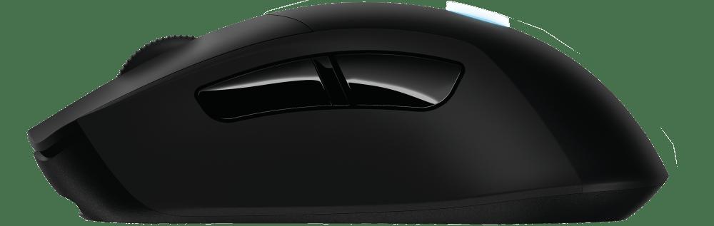 G703 – trådløs gamingmus med LIGHTSPEED
