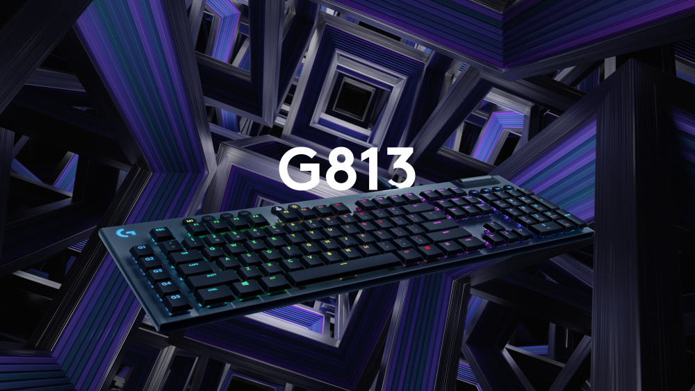 G815 LIGHTSYNC RGB Mechanical Gaming Keyboard