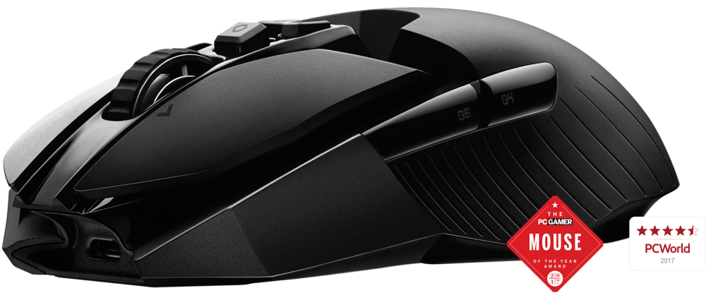 PC Gamer Mouse of the Year, PC World 4.5/5