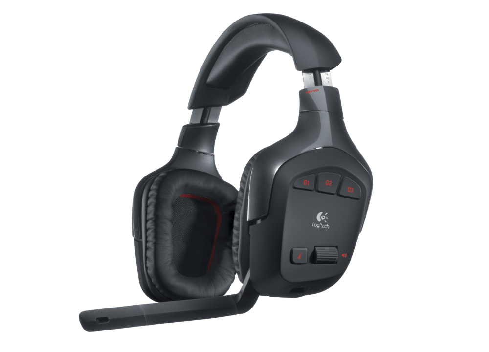Casque gaming sans fil G930