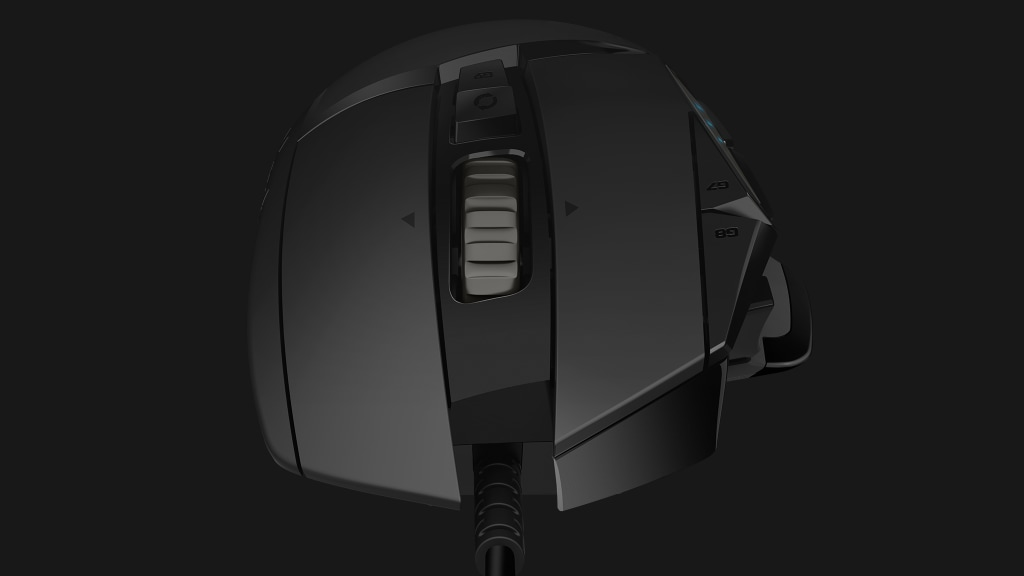 🦂 MOUSE LOGITECH ⚡ G502 L0GTHSPEED - productos-nuevos, mouse, asys-computadores-asyscom, accesorios - g502 hero panel1 feature 4 nb