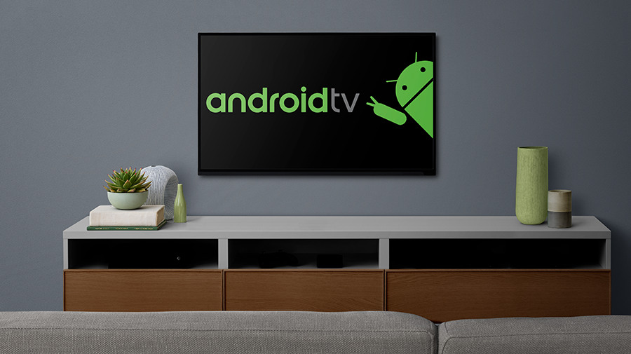 Works with Android TV