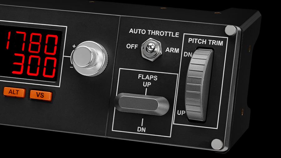 Flight Multi Panel Professional Simulation Autopilot Controller