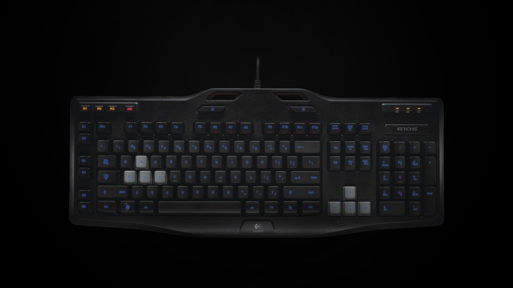 G105 Gaming Keyboard