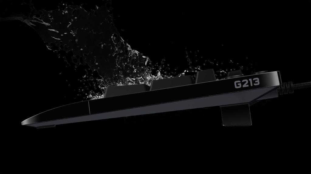คีย์บอร์ดเกมมิ่ง G213 RGB
