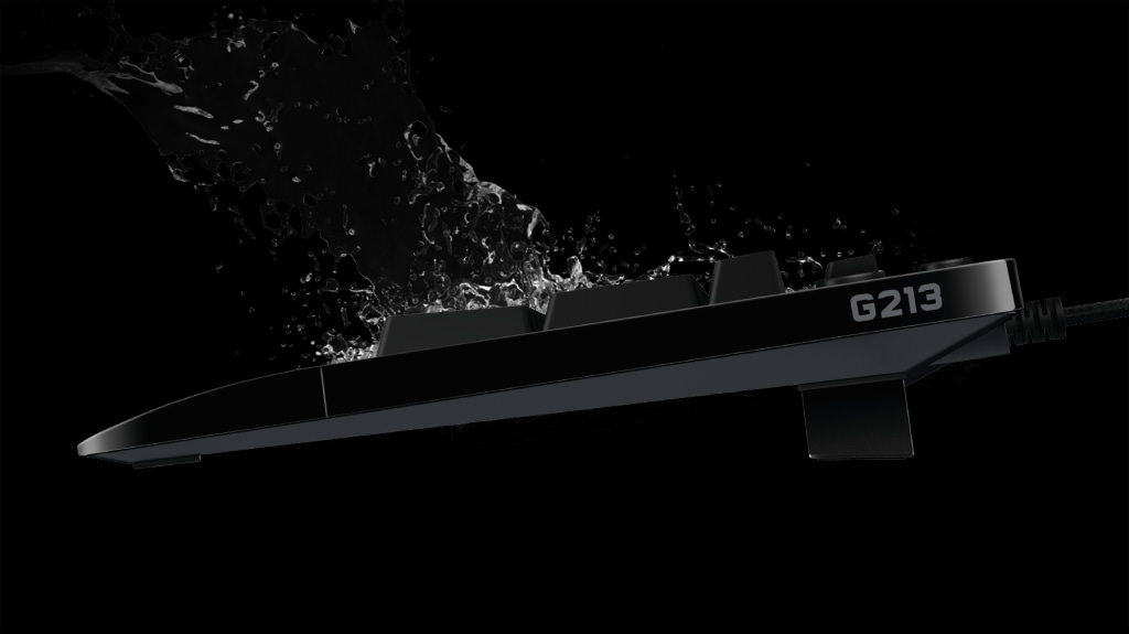 TECLADO G213 RGB PARA GAMING