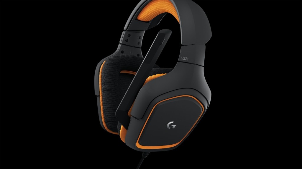 G231 Stereo Gaming Headset