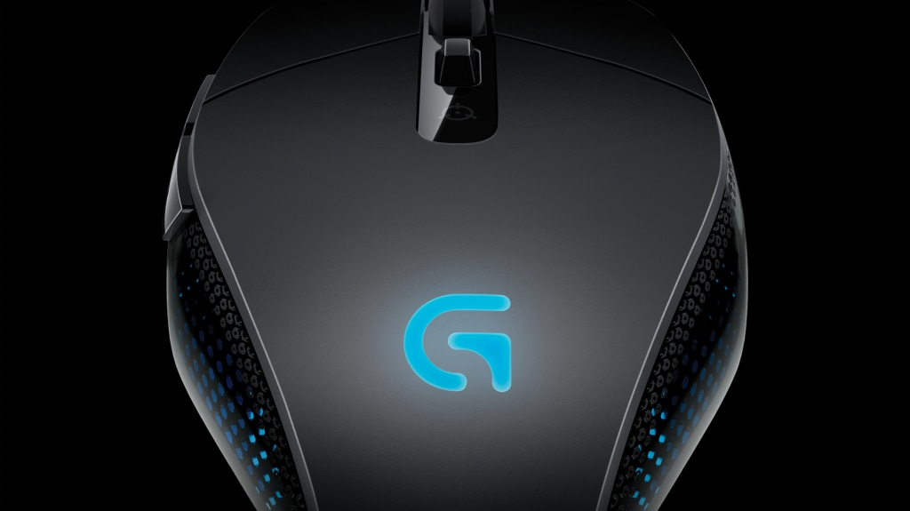 G302 MOBA Gaming Mouse