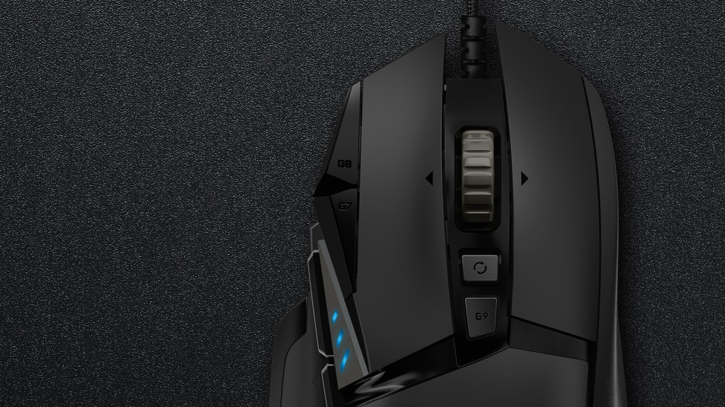 Tapis de souris gaming rigide G440