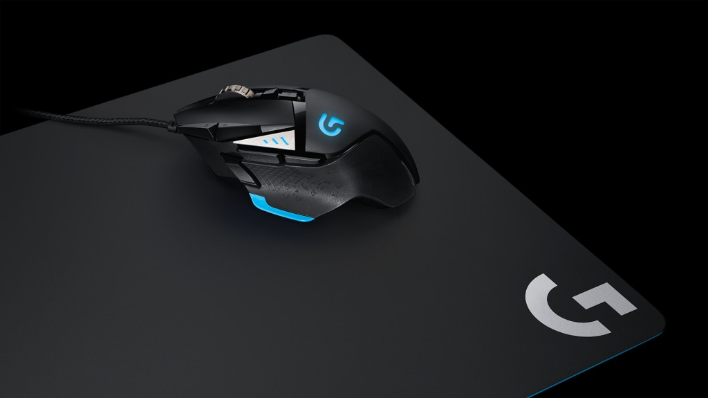 Tapis de souris gaming rigide Logitech G440