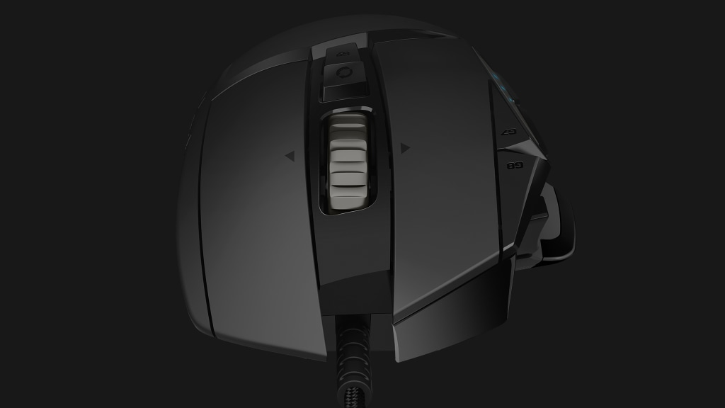 G502 | Fast Scroll Wheel
