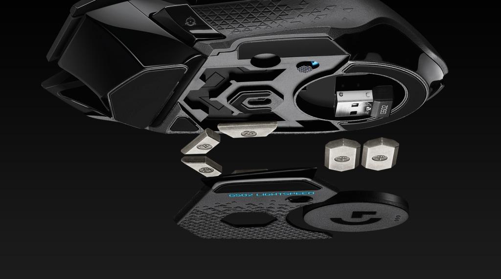 G502 LIGHTSPEED | 最適なトラッキング