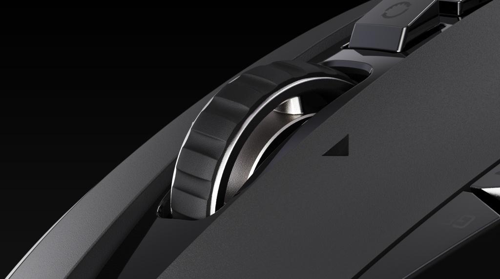 G502 LIGHTSPEED | Fast Scroll View