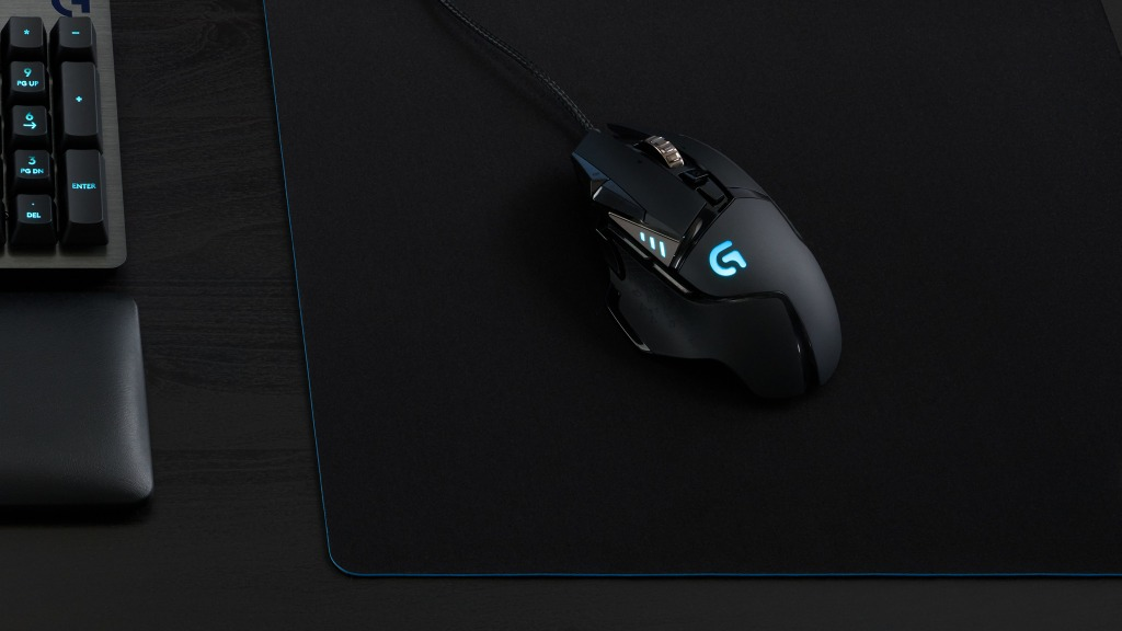 G502 Proteus Spectrum RGB Tunable Gaming Mouse