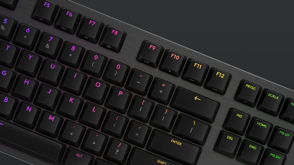 G512 LIGHTSYNC RGB Mechanical Gaming Keyboard