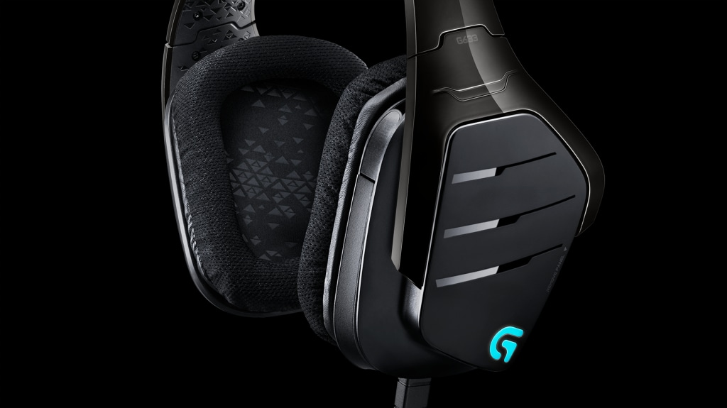 G633 7.1 RGB Gaming Headset