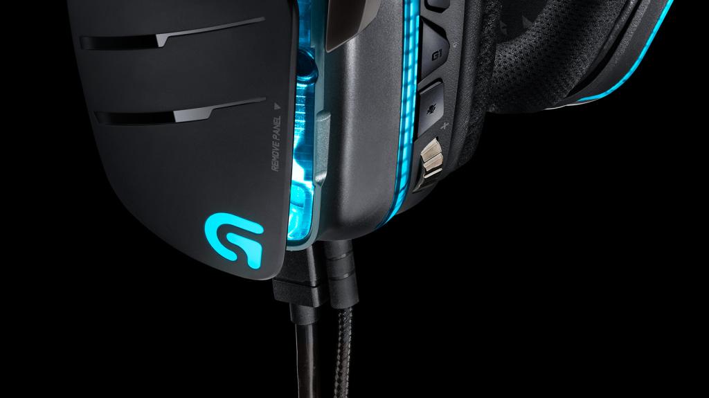 G633 7.1SurroundSound RGB-Gaming-Headset