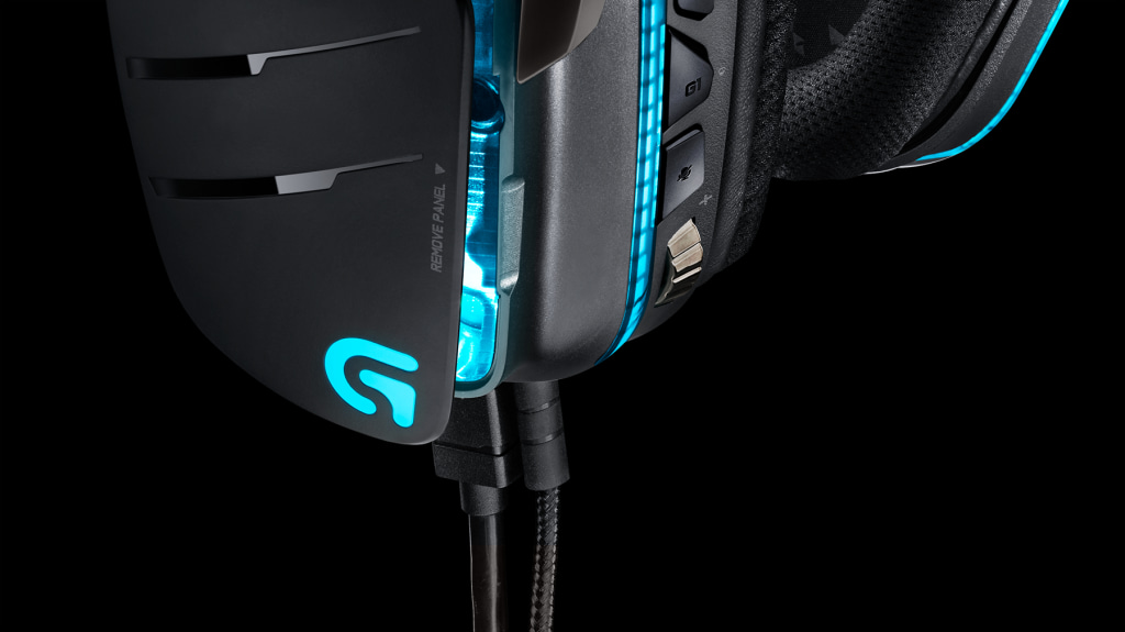 Casque gaming G633 7.1 RVB