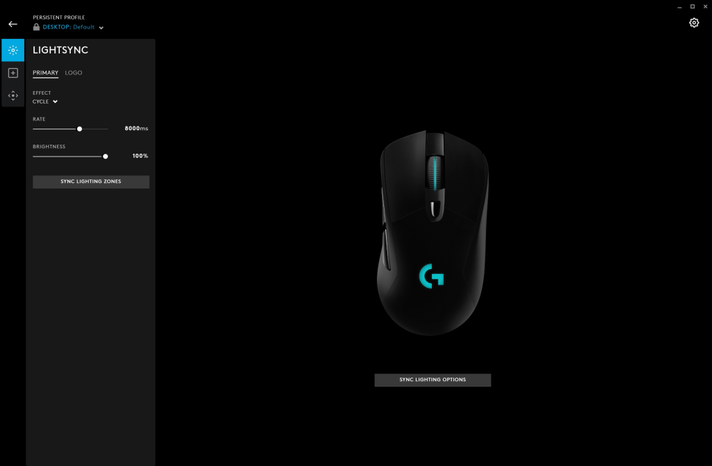 G703 LIGHTSPEED Wireless Gaming Mouse