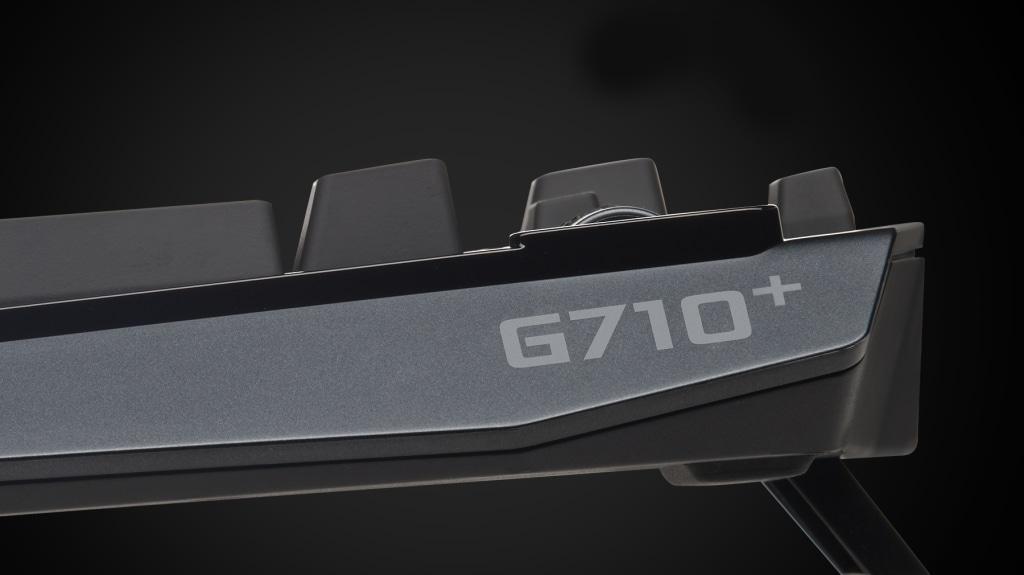Teclado mecánico RGB G710+ Blue para juegos