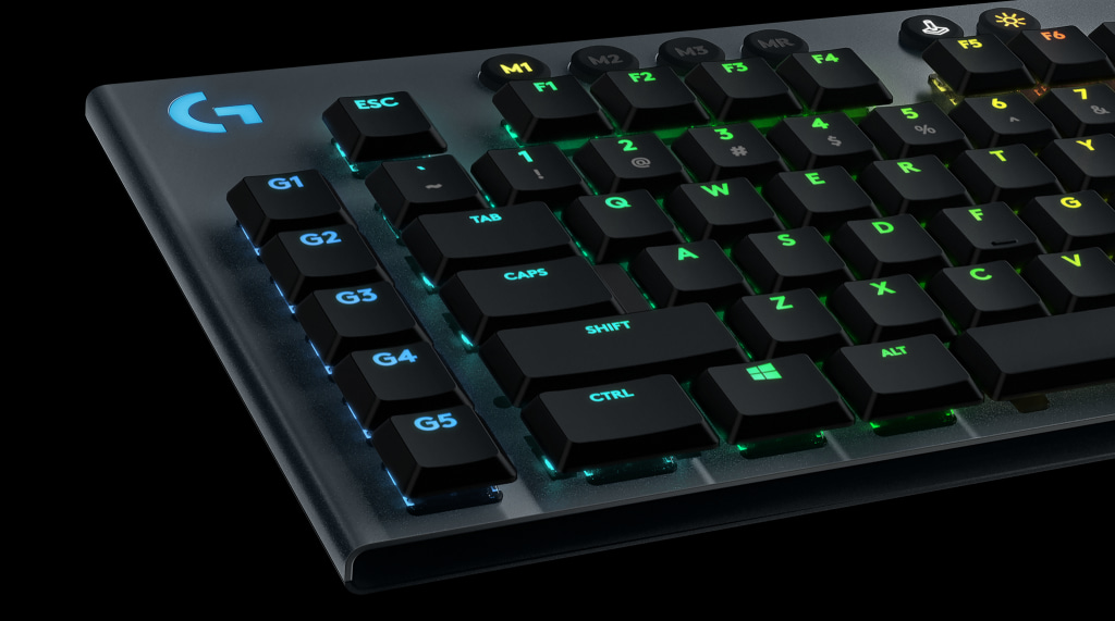 G815 | ERGONOMICALLY  DESIGNED