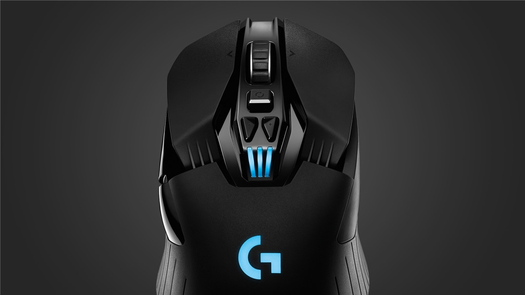 G903 LIGHTSPEED Wireless Gaming Mouse